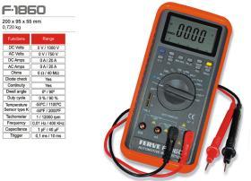 Ferve F1860 - Multímetro y módulo de medida