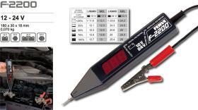 Ferve F2200 - CABLE CON TERMINALES PARA F2504 Y F2507