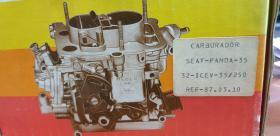 Magneti Marelli 87031000 - CARBURADOR FIAT TIPO 1.6 DGT