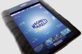 Magneti Marelli 007935800020 - TESTER DIAGNOSIS LOGIC MM