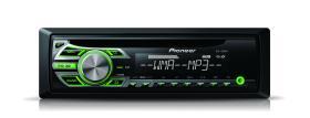 Pioneer DEH150MPG - RADIO CD 50WX4  MP3 WMA AUX RCA  ROJO