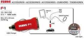 Ferve F1 - CABLE SALIDA TERMINALES PARA F2504