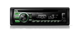 Pioneer DEH1700UBG - RADIO CD MP3,50WX4