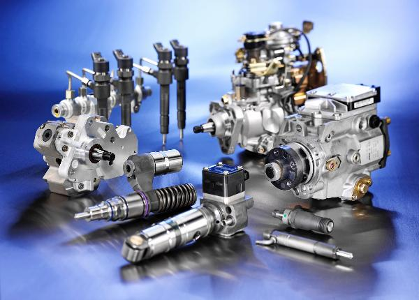 Recambios inyección Diesel nuevos y reconstruidos.
